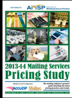 The 2013-14 Mailing Services Pricing Study