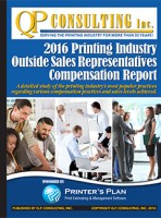 2016 Outside Sales Representative Study